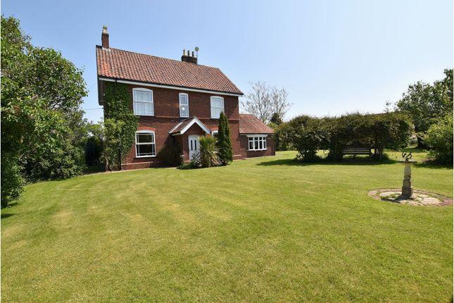 4 bed farmhouse for sale in Silver Street, Benniworth LN8
