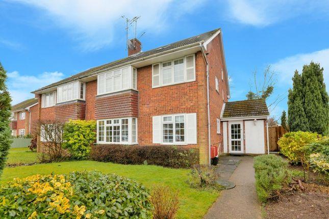 Thumbnail Maisonette to rent in Overstone Road, Harpenden, Hertfordshire