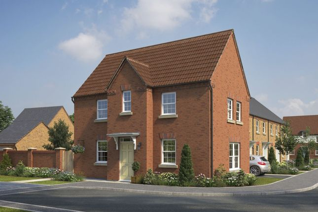 "Thumbnail Detached house for sale in ""Hadley Special"" at Hollygate Lane, Cotgrave, Nottingham"