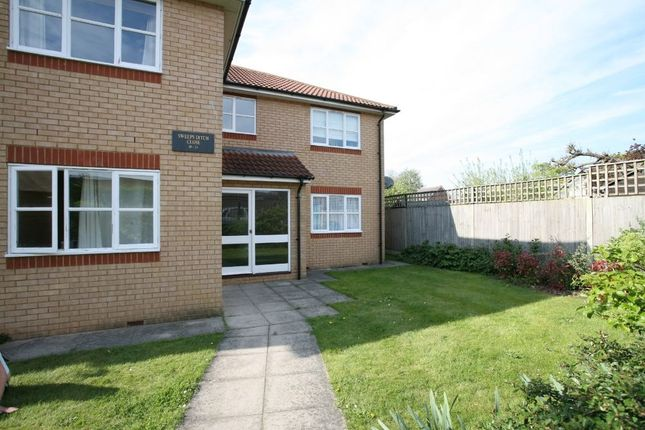1 bed flat to rent in Sweeps Ditch Close, Staines, Surrey