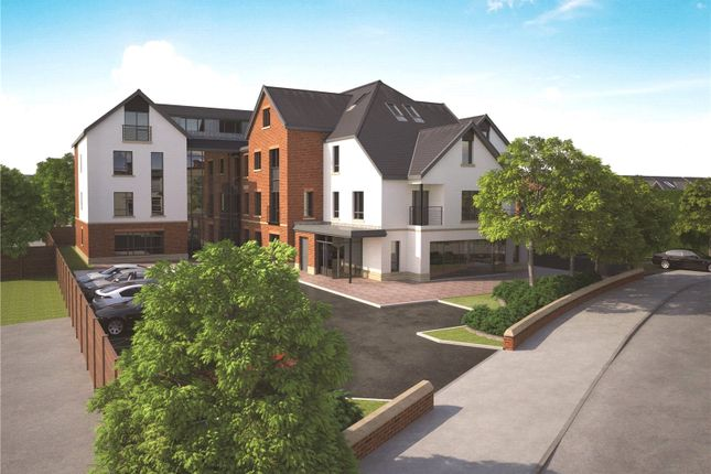 Thumbnail Flat for sale in Apartment 21 Mexborough Grange, Main Street, Methley, Leeds, West Yorkshire