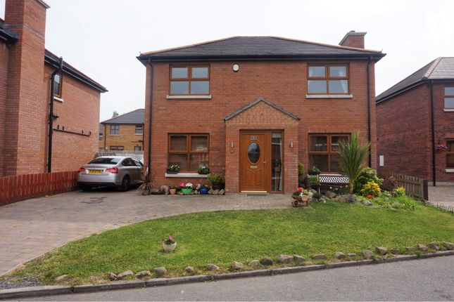Thumbnail Detached house for sale in Killultagh Rise, Glenavy