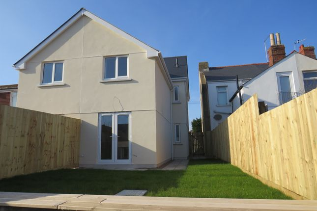 Thumbnail Semi-detached house for sale in Pencoedtre Road, Barry