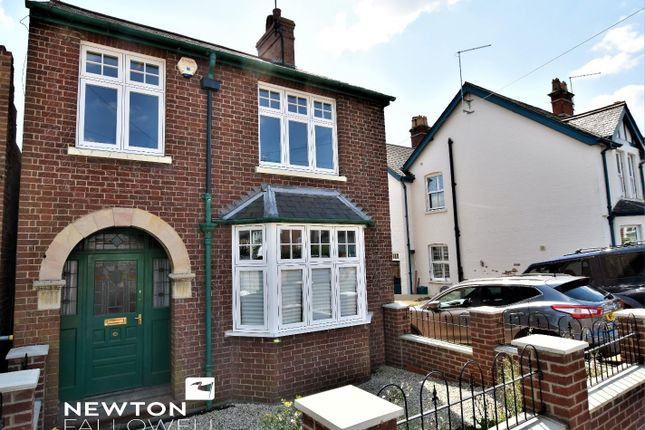 Thumbnail Detached house for sale in Victoria Road, Stamford