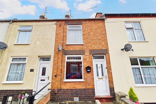 Thumbnail Terraced house for sale in King Street, Desborough, Kettering