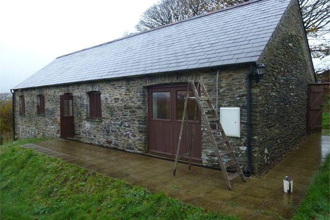 Thumbnail Land for sale in Cil-Yr-Yn, Boncath, Pembrokeshire