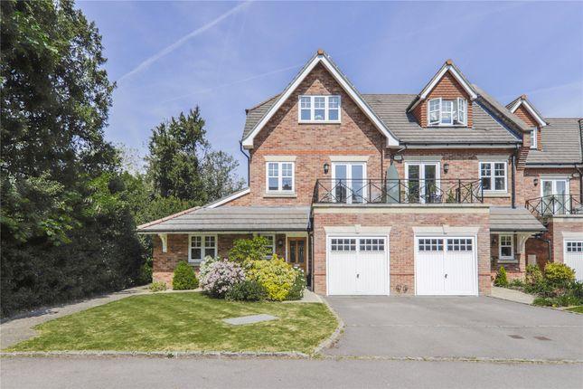 Thumbnail Semi-detached house for sale in Broomfield, Binfield, Bracknell, Berkshire
