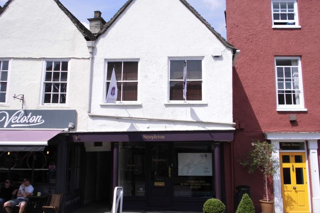 Thumbnail Retail premises to let in Market Place, Tetbury