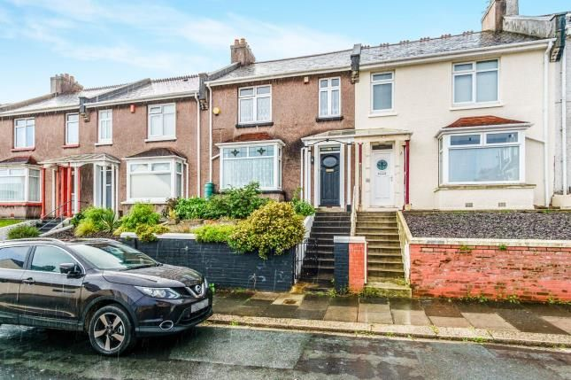 Thumbnail Terraced house for sale in Milehouse, Plymouth, Devon