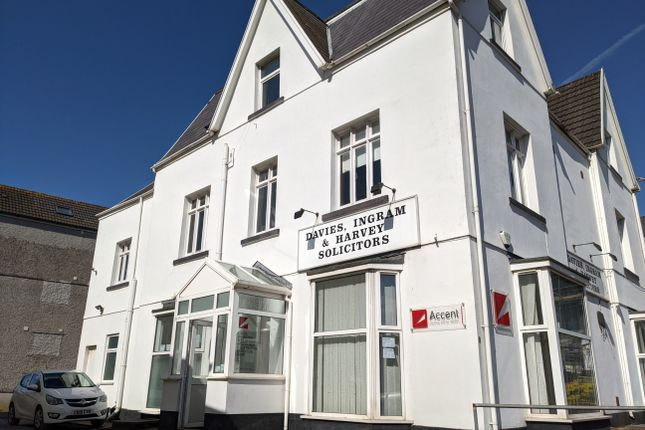 Thumbnail Office to let in 8 Christina Street, Swansea