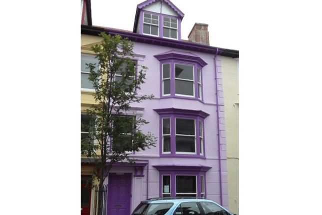 Thumbnail Shared accommodation to rent in Maisonette, 31 Portland Street, Aberystwyth, Ceredigion