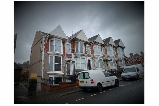 Thumbnail End terrace house to rent in Hawthorne Avenue, Uplands, Swansea