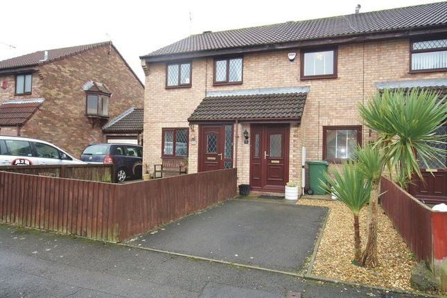 Thumbnail Property for sale in Meadow Vale, Barry