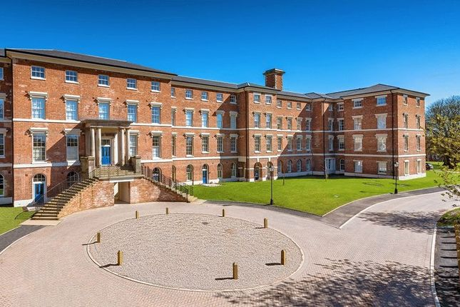 Thumbnail Flat for sale in West Court, St. Georges Mansions, Stafford