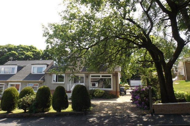 Thumbnail Property to rent in Kilmardinny Crescent, Bearsden, Glasgow