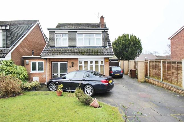 Thumbnail Detached house for sale in Cranfield Road, Wigan