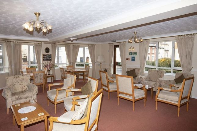 Residents Lounge of Maldon Court, Colchester CO3