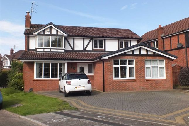Thumbnail Detached house for sale in Birtles Close, Dukinfield