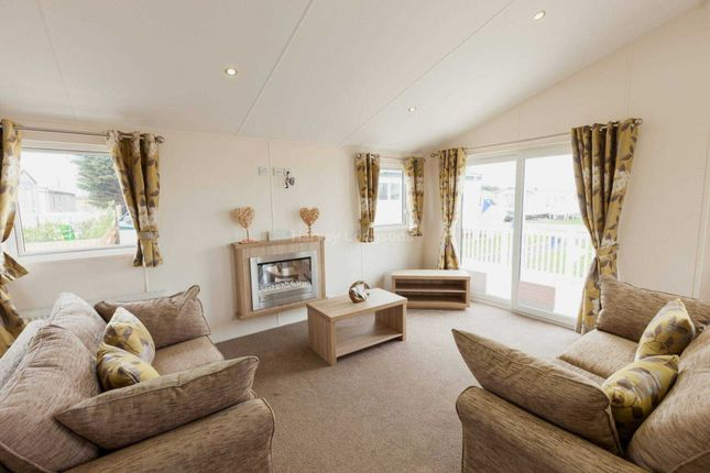 Thumbnail Lodge for sale in Beach Road, St. Osyth, Clacton-On-Sea
