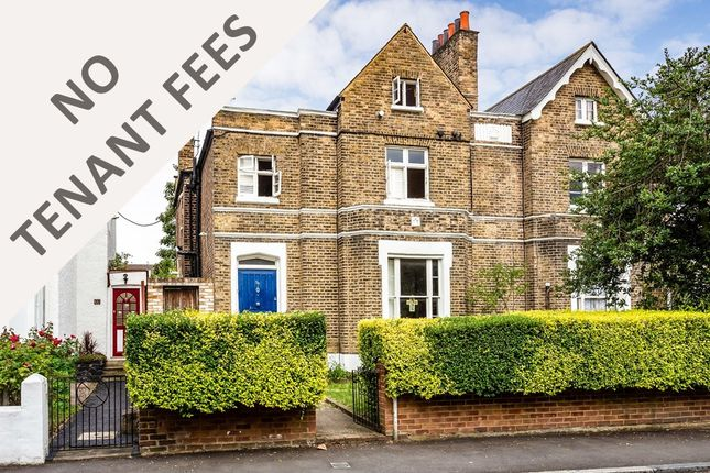Thumbnail Semi-detached house to rent in Elm Grove, London
