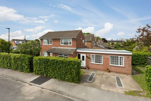 Thumbnail Detached house for sale in York Road, Strensall, York