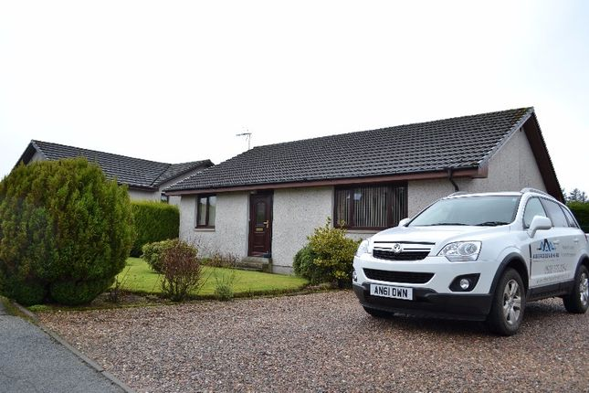 Thumbnail Bungalow to rent in Springfield Gardens, Maud, Aberdeenshire