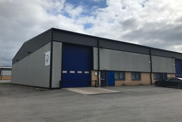 Thumbnail Industrial to let in Unit 9 Empire Business Park, Liverpool Road, Burnley