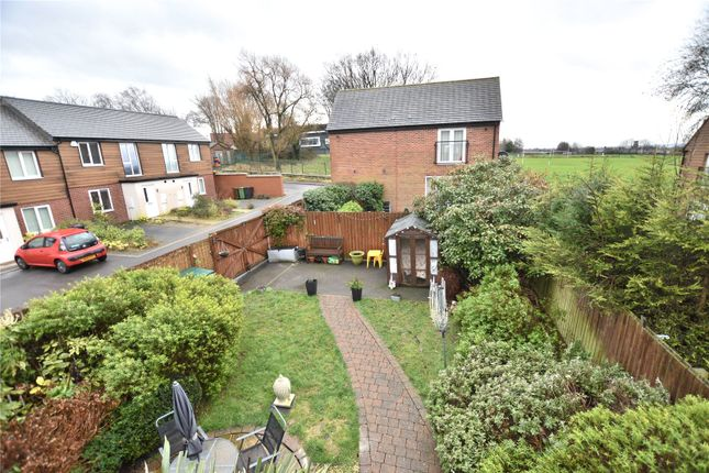 Rear Garden of South Parkway, Seacroft, Leeds, West Yorkshire LS14