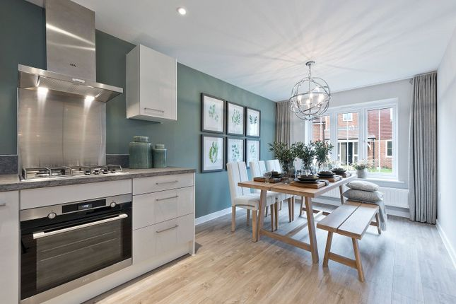 Thumbnail Semi-detached house for sale in Water Meadow Place, Shackleford Road, Elstead, Surrey