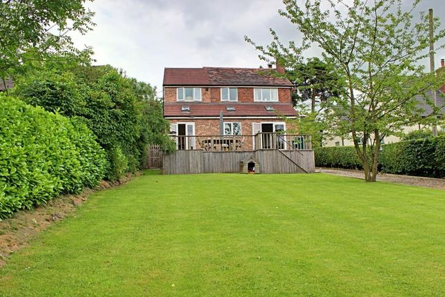 Thumbnail Detached house for sale in Cotton Lane, Cotton, Stoke-On-Trent