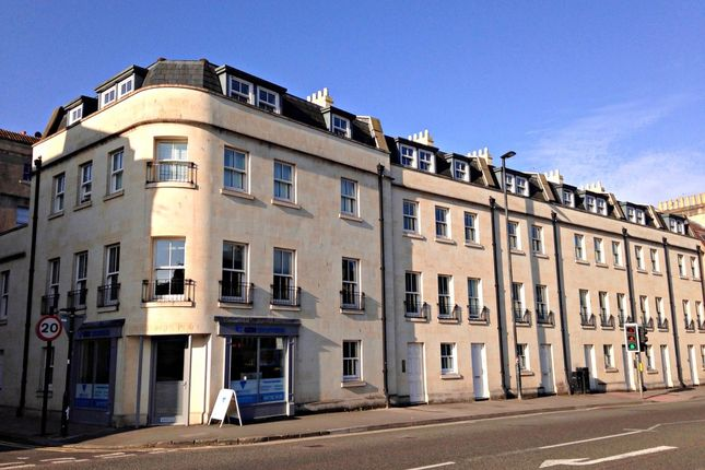 Thumbnail Flat for sale in St. Georges Place, Bath