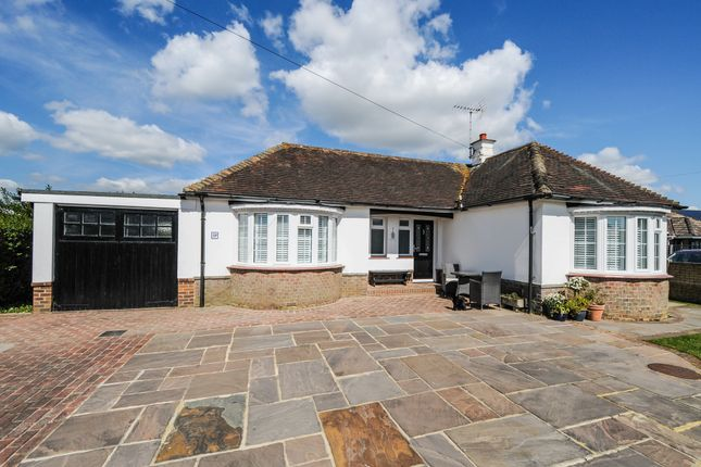 Thumbnail Detached bungalow for sale in Limmer Lane, Felpham
