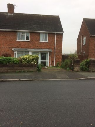 Thumbnail Semi-detached house to rent in Brynmawr Road, Bilston