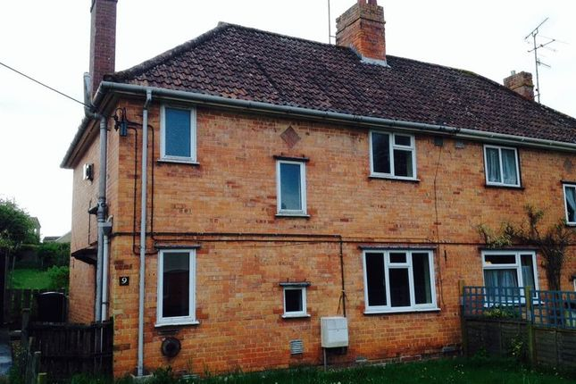 3 bedroom semi-detached house for sale in Park Way, Bruton