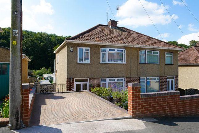 Semi-detached house in  Woodcroft Road  Bristol  Bristol