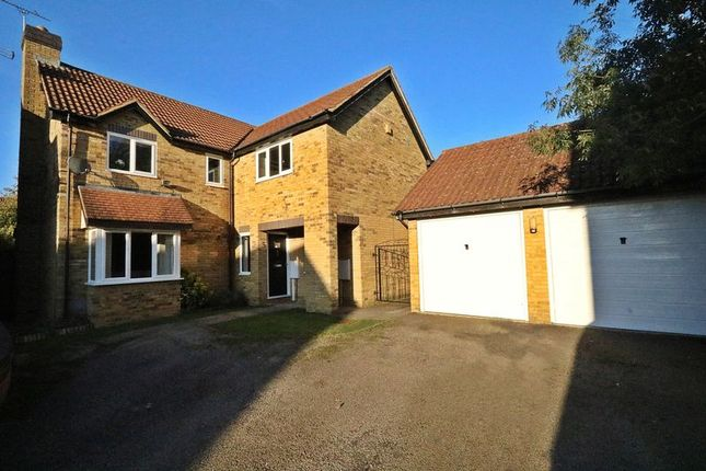 Detached house for sale in Jenkins Close, Shenley Church End, Milton Keynes