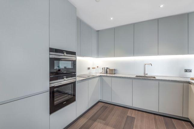 Kitchen 1 of No.2, 10 Cutter Lane, Upper Riverside, Greenwich Peninsula SE10
