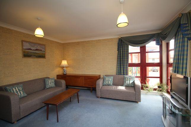 Thumbnail Flat to rent in East Werberside, Fettes, Edinburgh
