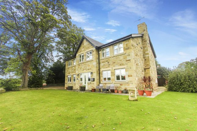 Thumbnail Detached house for sale in Alnwick Road, Lesbury, Alnwick