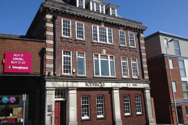 Thumbnail Retail premises to let in Ground Floor, Thomas Chambers, Thomas Street, Llanelli, Carmarthenshire