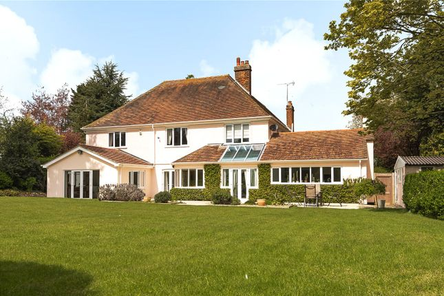 Thumbnail Detached house for sale in Crockfords Road, Newmarket, Suffolk