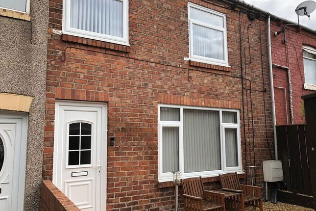 Thumbnail Terraced house to rent in Myrtle Street, Ashington