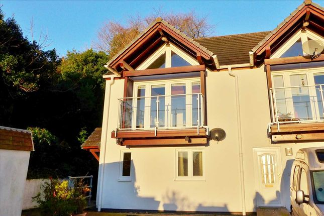 Thumbnail End terrace house for sale in Kinneil Park, Kinneil, Lamlash