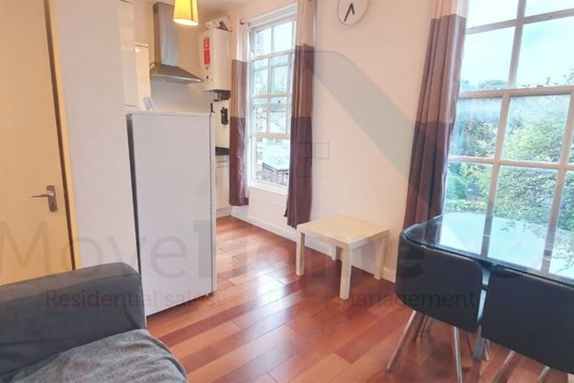 Thumbnail Flat to rent in Royal College Street, Camden
