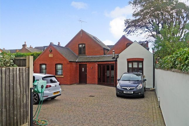Thumbnail Detached house for sale in Trowell Grove, Long Eaton, Nottingham
