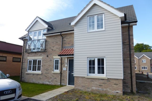 Thumbnail Flat for sale in Granby Gardens, Granby Street, Newmarket