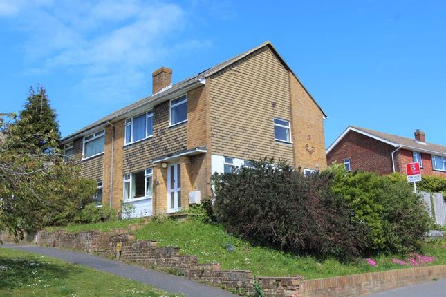 3 bed semi-detached house for sale in Brentwood Close, Brighton BN1