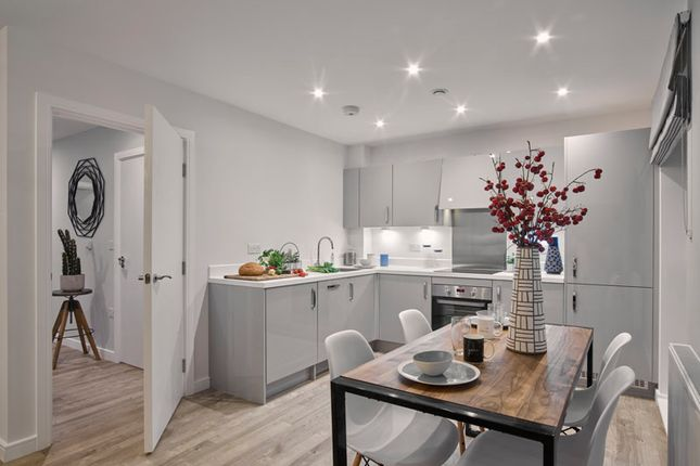 Thumbnail Flat for sale in Sterling Square, - Broad Lane, Bracknell, Berkshire