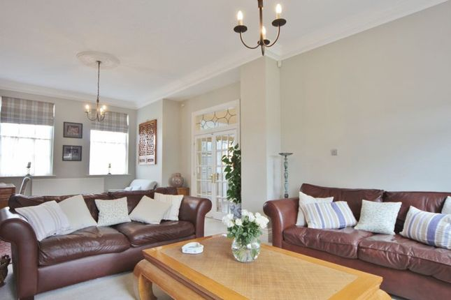 Lounge of Riverbank Road, Lower Heswall, Wirral CH60