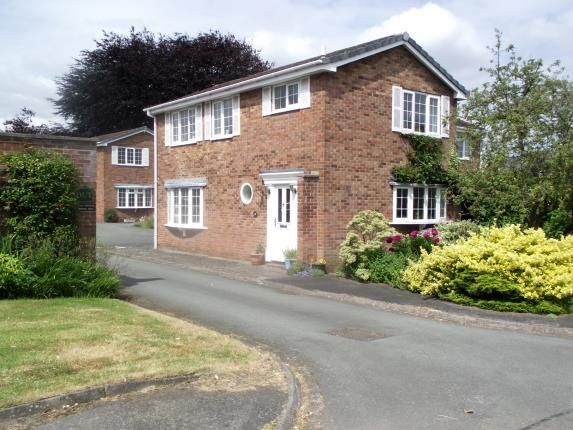 Thumbnail Semi-detached house for sale in Barrymore Court, Grappenhall, Warrington, Cheshire